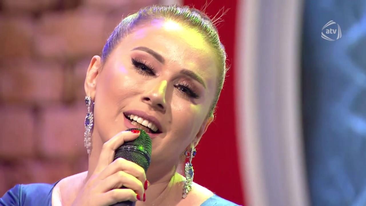Roza Zərgərli - Sənsiz Olmur (7 Canlı)
