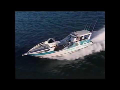 Global Marine Design Patrol Boat Exposé