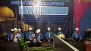 Suluk Ya Hujrotan + Yaa Arhamarrohimin + Sholawat Burdah Voc.Firman Al Faris . Pp Al Burdah