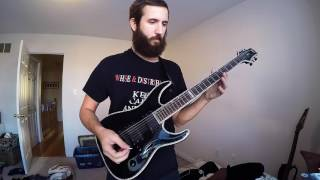 A Day To Remember - Justified Guitar Cover
