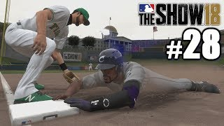 TRIPLE MACHINE! | MLB The Show 18 | Road to the Show #28