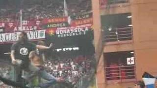 Genoa vs Napoli.10.06.07.Busiello & Company. Ultra' Napoli