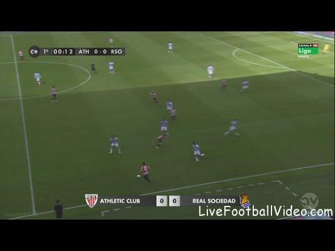 Real Sociedad vs Athletic Bilbao 2015 - YouTube