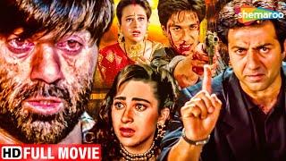 सनी देओल ,जूही चावला की जबरदस्त एक्शन हिंदी मूवी - BOLLYWOOD ACTION HINDI MOVIE - Inteqam - Lootera