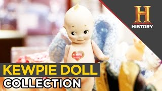 Compromising on a Kewpie Doll Collection | Pawn Stars