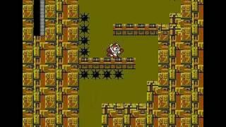 Megaman 2 - Dr Wily's Castle Stage 3 Speedrun