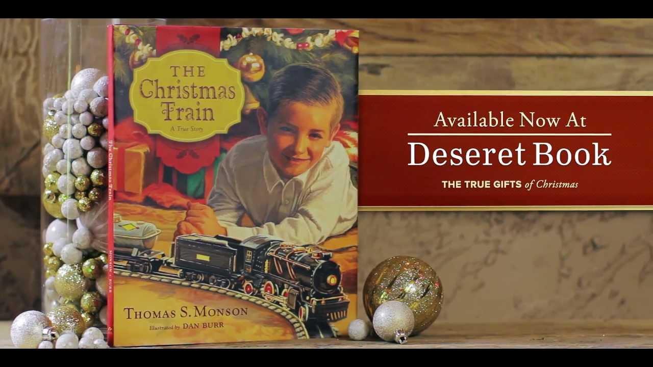 Deseret Book Christmas Train Commercial