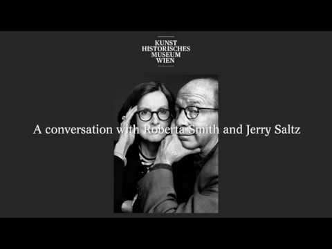 A conversation with Roberta Smith and Jerry Saltz