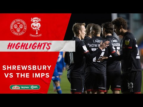 Shrewsbury Lincoln Goals And Highlights