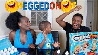 EggedOn Family Game Time