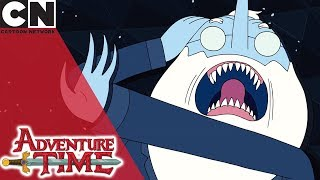 Adventure Time | Exploring the Ice Kingdom | Cartoon Network