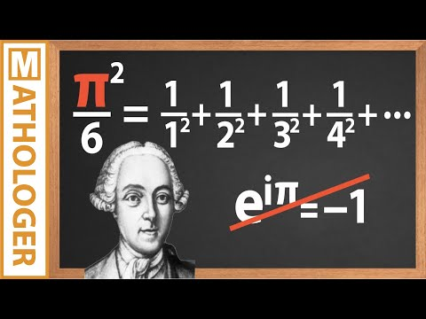 Euler's real identity NOT e to the i pi = -1