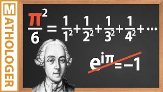 Download Video Euler's real identity NOT e to the i pi = -1 MP3 3GP MP4