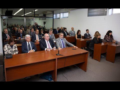 Veredicto en el juicio oral en causa por la venta del Predio Ferial de Palermo a la Sociedad Rural