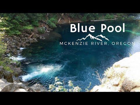 Blue Pool / Tamolitch Blue Pool