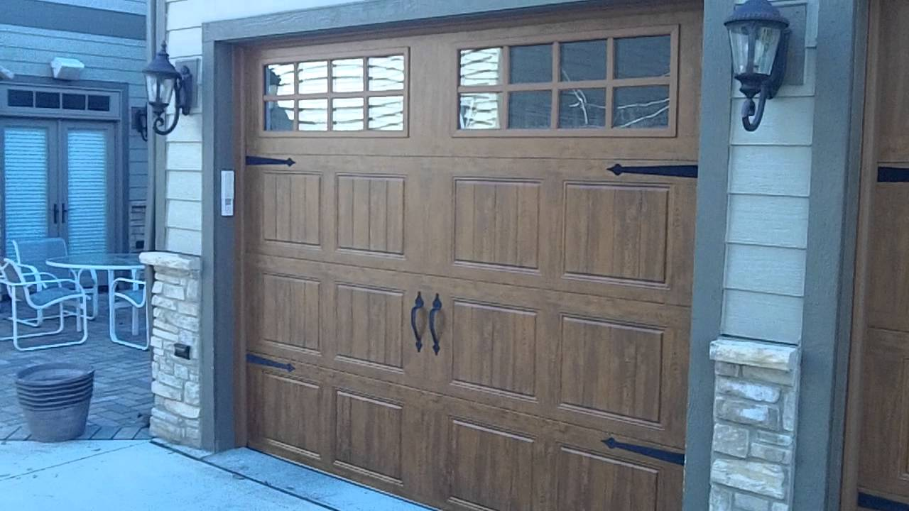 Clopay Garage Doors Gallery Collection Our Review Youtube