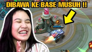 KETIKA FEBY NGEPRANK DI MODE MAYHEM - Mobile Legend Indonesia