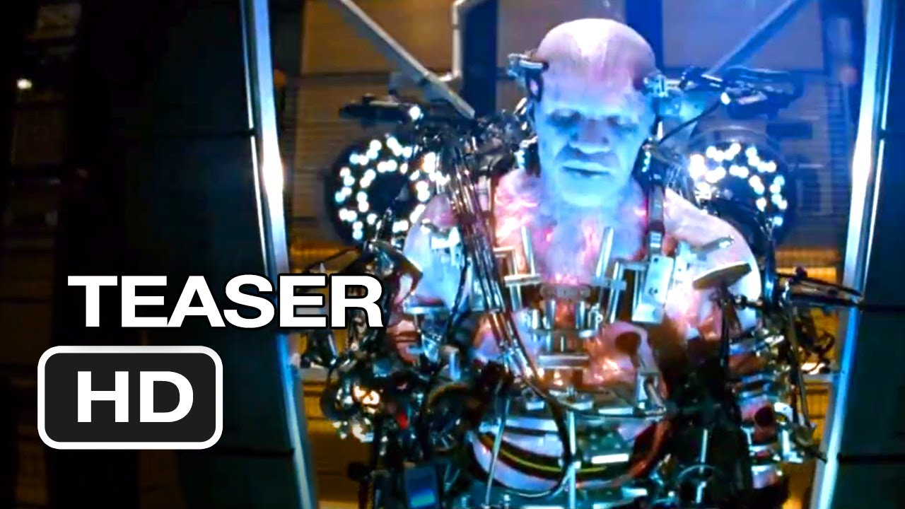 The Amazing Spider-Man 2 Comic-Con Teaser (2014) - Electro Movie HD