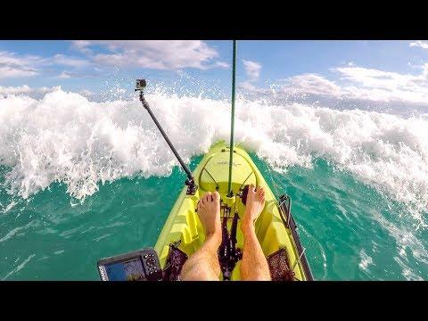 Awww Fuuu...                                         | Kayak Fishing For Invasive Species