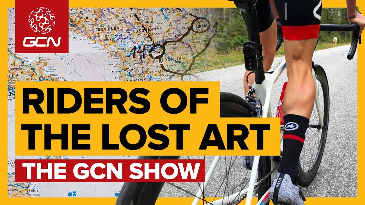 Riders Of The Lost Art - Cycling Skills That Are Dying Out | The GCN Show  Ep  297
