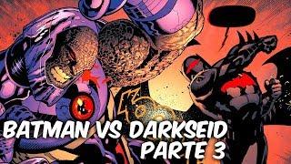"""BATMAN Vs DARKSEID LA ARMADURA MAS PODEROSA DE BATMAN """"HELLBAT"""" ROBIN RISES Parte 3 @SoyComicsT"""