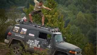 Explore the World with STAG - 4x4 Ukraina Expedition