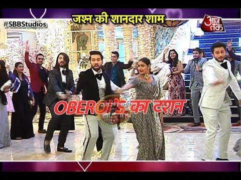 """Ishqbaaz: """"SAY SHAVA SHAVA"""" With Oberoi Family! thumbnail"""