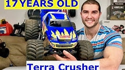 2002 Tamiya Terra Crusher Restoration (Is it superior to the T-Maxx)
