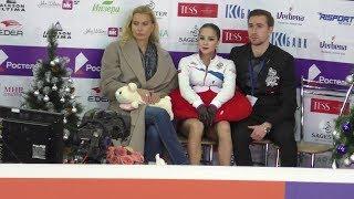 Alina Zagitova Russian Nationals 2019 FS 12 131.41