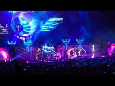 Judas Priest Electric Eye Live New York 2018