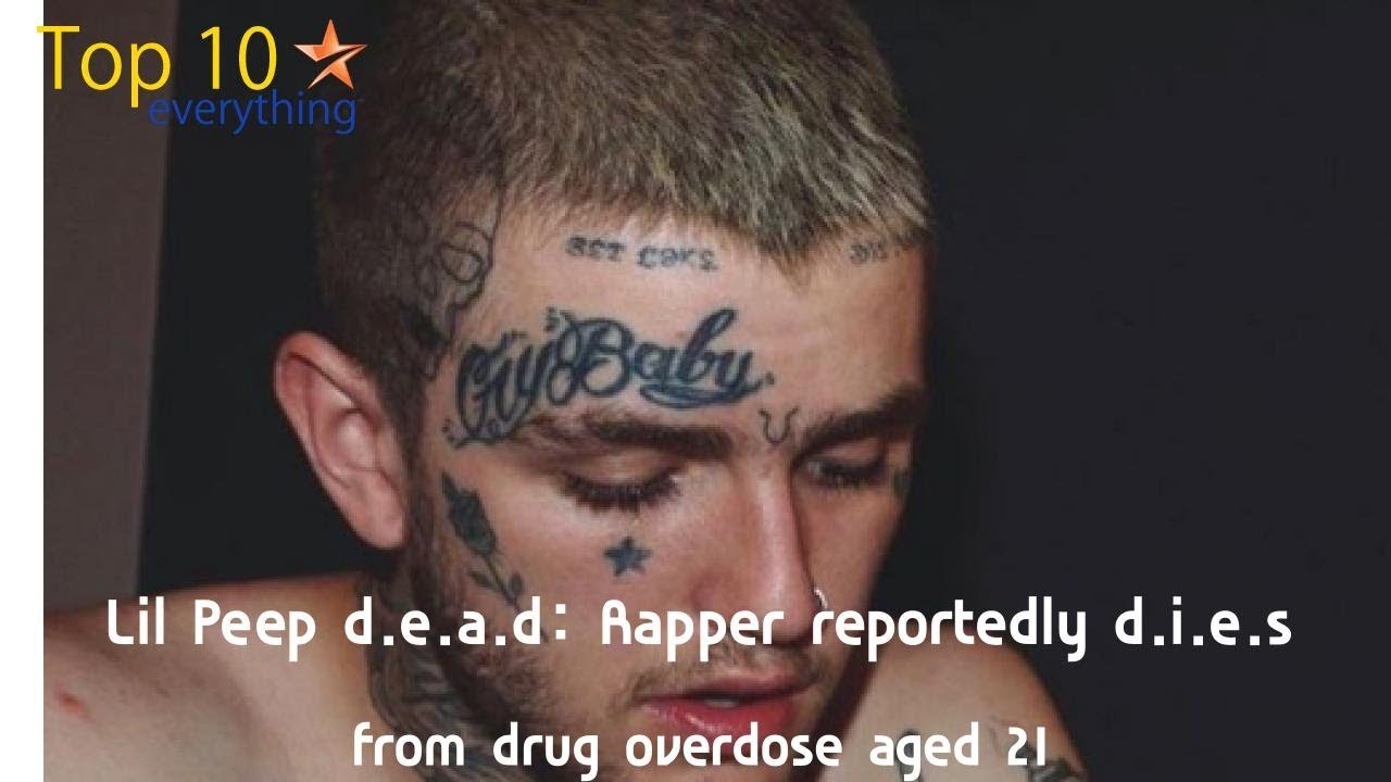 Lil Peep d.e.a.d: Rapper reportedly d.i.e.s from drug overdose ...