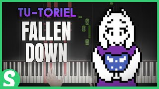 "How to Play ""FALLEN DOWN"" from Undertale"