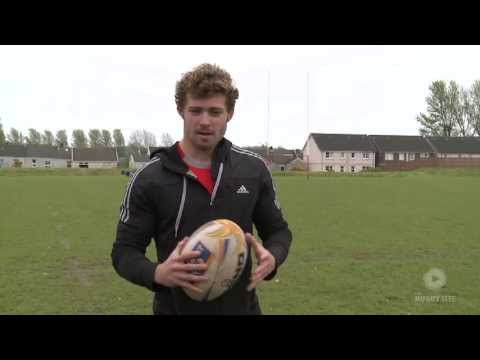 Leigh Halfpenny: Place kick trailer