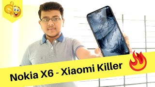 Nokia X6 - Xiaomi Killer | Budget King Smartphone | Launch Date In India | Techno Tunes