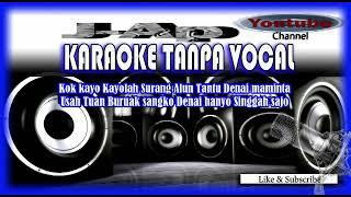LAMAK KATAN SAMPAI RANGKUANGAN (Karaoke OT) + Lirik