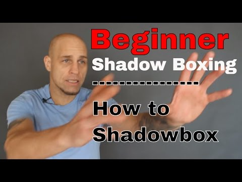 Beginner Shadow Boxing | Shadow Boxing For Non-competitive Boxers
