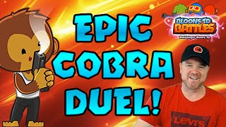 EPIC Cobra Dual - Bloons TD Battles Megaboosts!