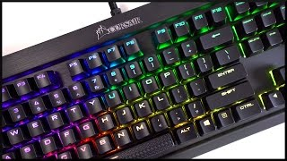 The new best mechanical gaming keyboard?!