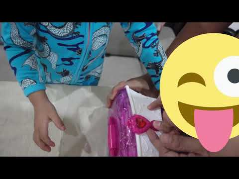 Jewelry Box review | Kids Unboxing | Malaysia review | LisandLuth toys review