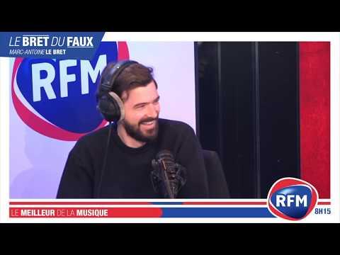 Le Bret Du Faux sur RFM  MARDI 25 FÉVRIER
