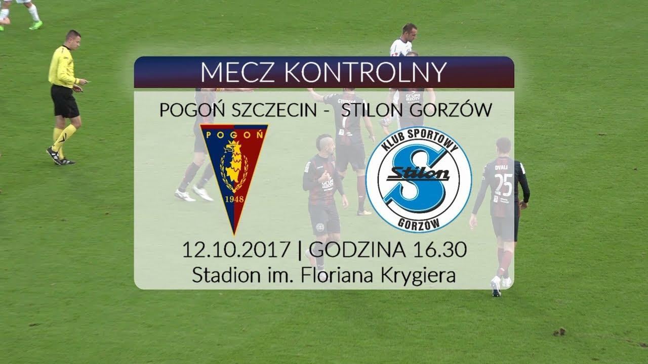 Sparing: Pogoń Szczecin – Stilon Gorzów 2:1 (2:0) 12.10.2017 (SKRÓT)
