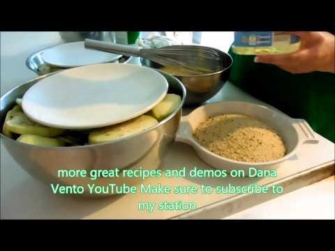 Eggplant Cutlets: How to make Eggplant Cutlets