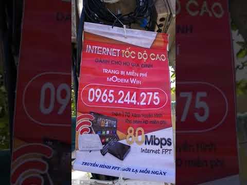 Lắp đặt WiFi - Truyền Hình Cab Tiền Giang Mỹ Tho Quê Tôi