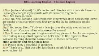 BBC Learning English   6 Minute English   16 How do you like your tea