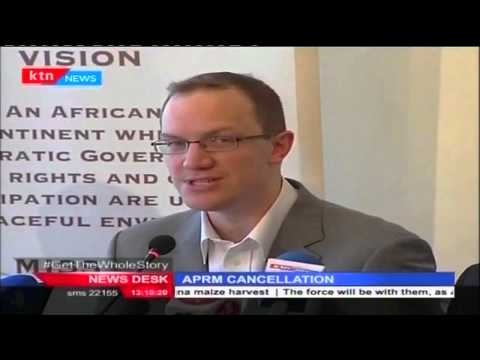African Civil Society disappointed over relocation of APRM forum from Nairobi to Addis Ababa
