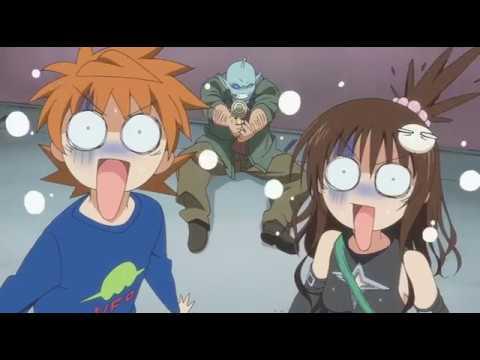 To Love Ru Trouble OVA Mikan & Yami
