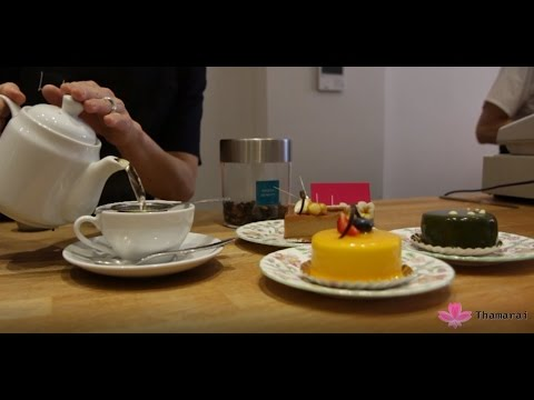 Ceylon teas & Freshly made French Patisseries – Lanka in Finchley, London