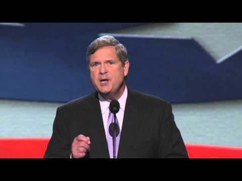 Tom Vilsack at the 2012 Democratic National Convention