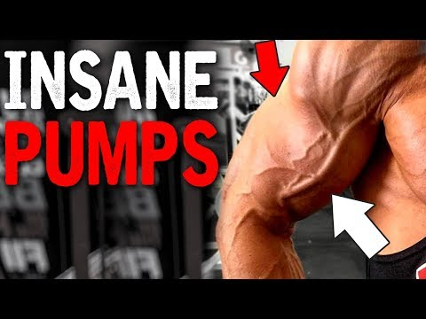 7 Ways to get INSANE Muscle Pumps! (MUST WATCH!)