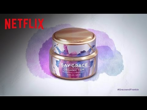 Farm-to-Vagina | Organic Yam Lube by Say Grace | Netflix